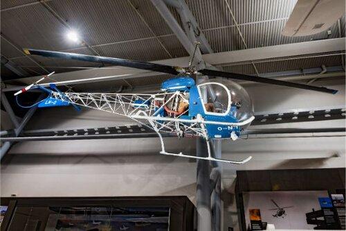 Bell 47 G (D-1) -