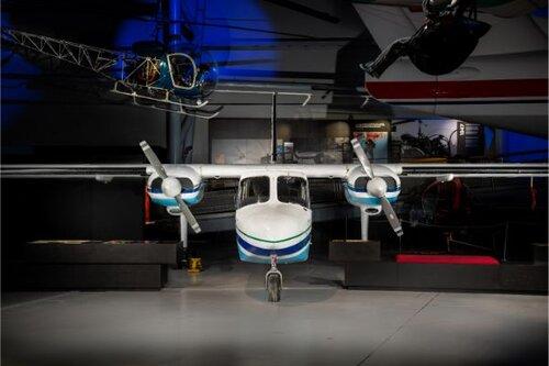 Britten-Norman Islander BN-2A -