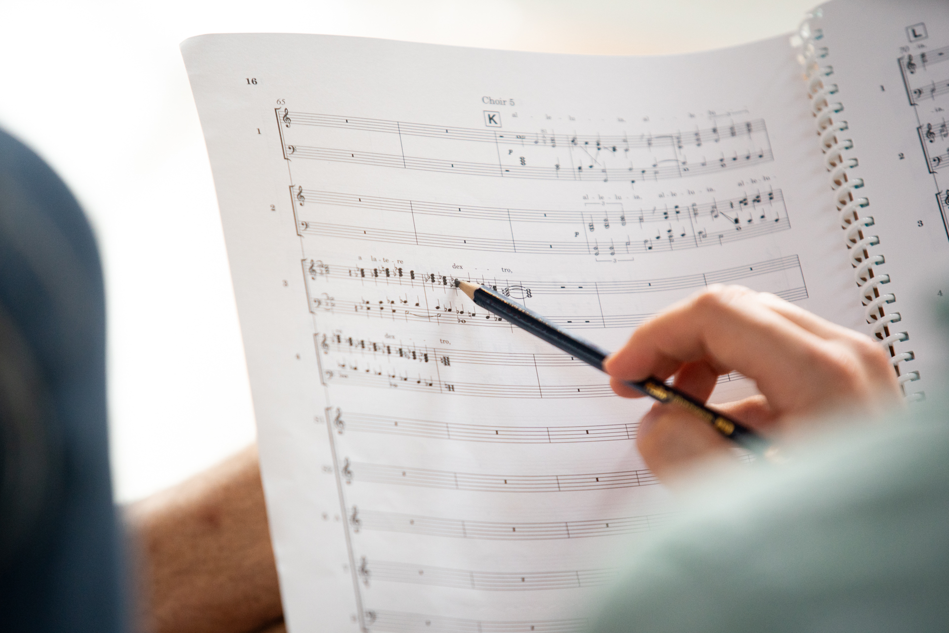 The UK's leading commissioners of contemporary choral music - 100 commissions by 100 living composers