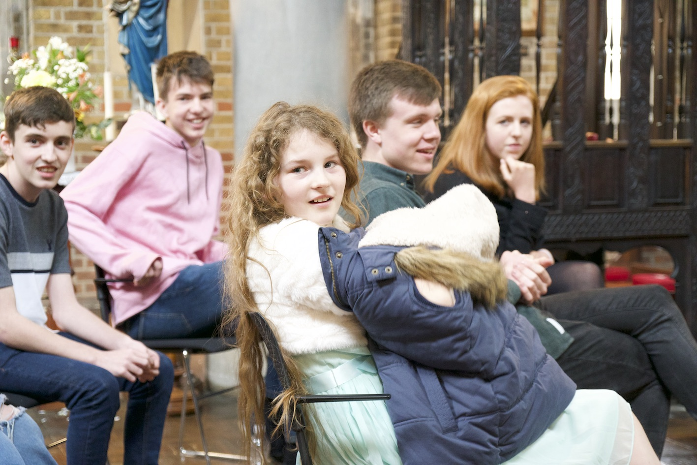 Youth Finalists - ORA Singers received applications from all across the UK for the 2019 Youth Composer Competition, selecting 10 overall finalists to be mentored and to write a new choral work for the professional ensemble. The selected finalists ages ranged from 11-17, all attending a UK state school. Finalists were given a choice of 3 Renaissance works by Lobo, Lassus and Rebelo, to base their new compositions on.The 2019 Youth Finalists were:Patrick Lappin (17, Lurgan College, Northern Ireland)Hannah Beech (17, Loreto Sixth Form College, Denton)Edward Atkin ( 15, Millthorpe School, York)Emily Pedersen (17, St John Fisher Catholic High School, Harrogate)Katie Styles (11, Wycombe Girl's High School, Maidenhead)Louis Wild (17, Prudhoe Community High School, Wylam)Laura Fitzgerald (17, Kesgrave High School Sixth Form, Kesgrave)Joshua Wheldon (16, North Hykeham Joint, Sixth Form College, Thurlby)Ben Gilchrist (15, Pate's Grammar School, Cheltenham)Yuvraj Sethia (16, The Priory Academy LSST).