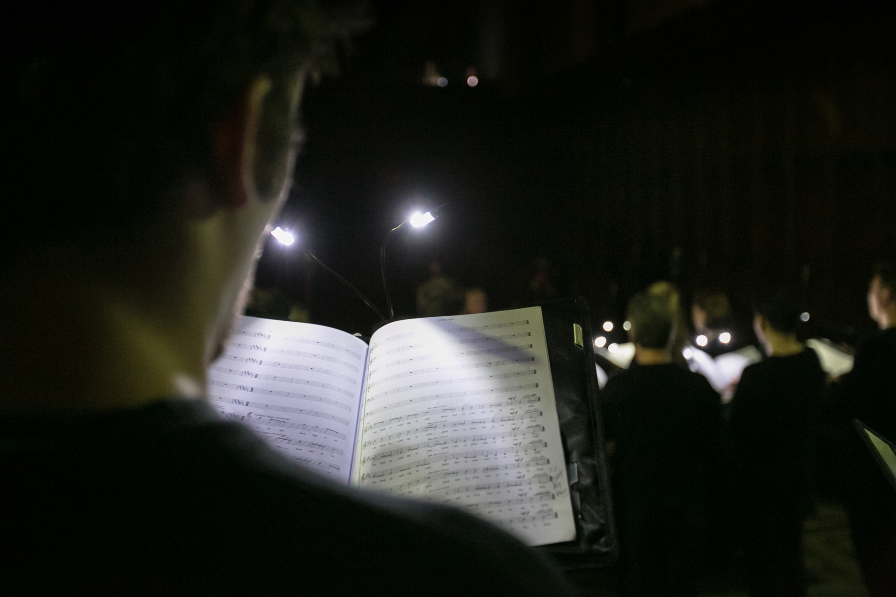 O light of light - A reflection on Thomas Tallis O Nata LuxTallis is often remembered for his impressive, technically ambitious and beautiful masterpiece, Spem In Alium. And yet, his simplest motets are the ones that have the most profound effect on me. At a little over 2 minutes in length, O Nata Lux is a masterclass in simplicity. It is a piece that has been distilled to its essence, nothing is superfluous. The result is a beautiful motet with a piercing clarity of intention. I have borrowed a handful of melodic clippings and some of my favourite harmonies from the original to create a piece that, I hope, amplifies my interpetation of O Nata Lux: a heartfelt plea to be accepted into heaven at the end of life on earth.WORLD PREMIERE: 1st February 2017, Cutty Sark, GreenwichALBUM: Many are the Wonders