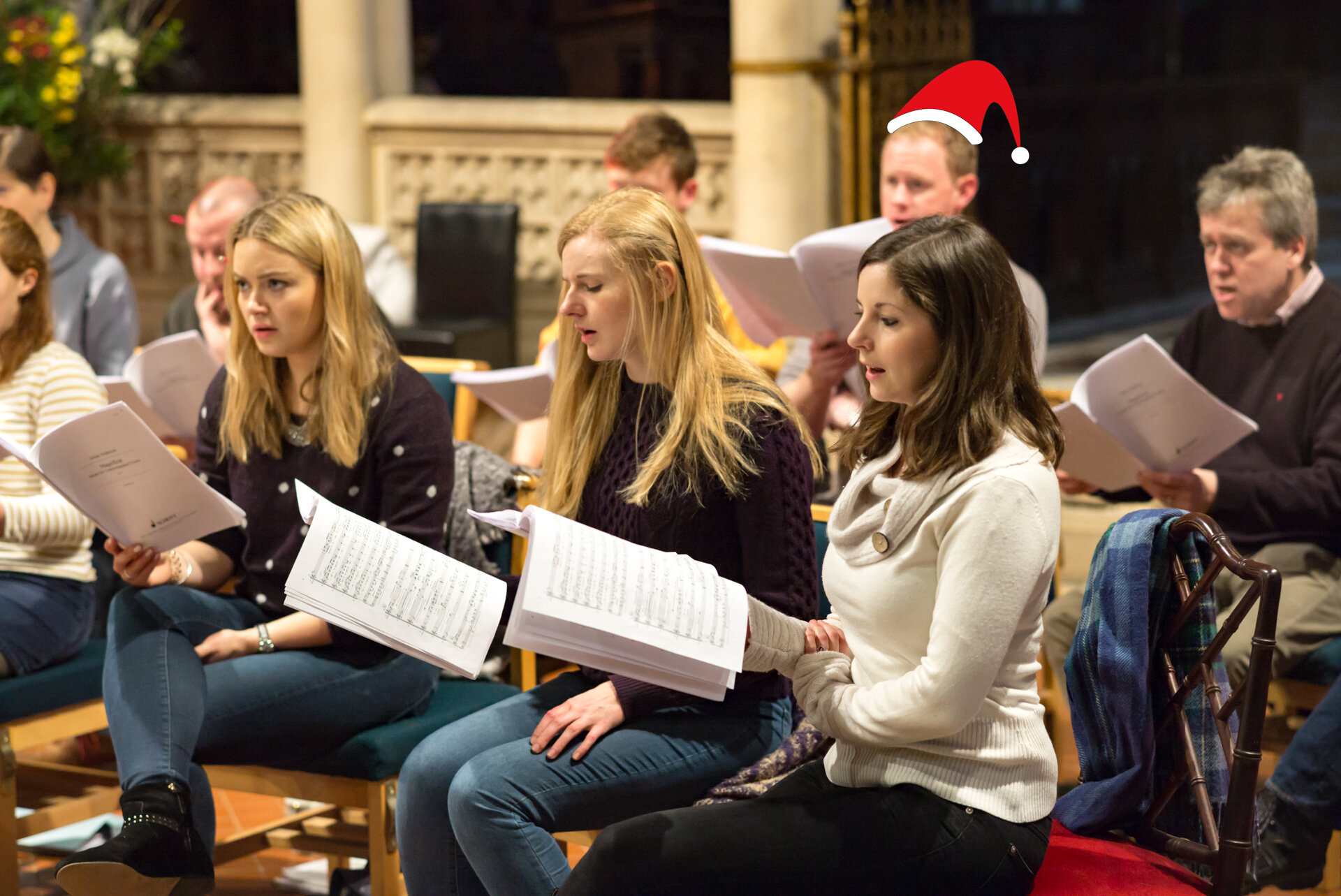 Successful applicants - The 12 chosen recipients of ORA Singers' Christmas Gift will:- Be invited to the rehearsal of their piece (under 18s must be accompanied by an adult and have signed permission from their parent/guardian)- Receive an audio file of their piece.Please note, successful composers will be required to sign a contract stating that: 1) ORA Singers has permission to make physical copies of the score for recording without paying any publishing or reproduction fee; 2) Composers will not be able to use the recordings for commercial purposes, only for promotional purposes; 3) ORA Singers own the rights to the recordings.Contracts will be issued to selected composers in November 2019.