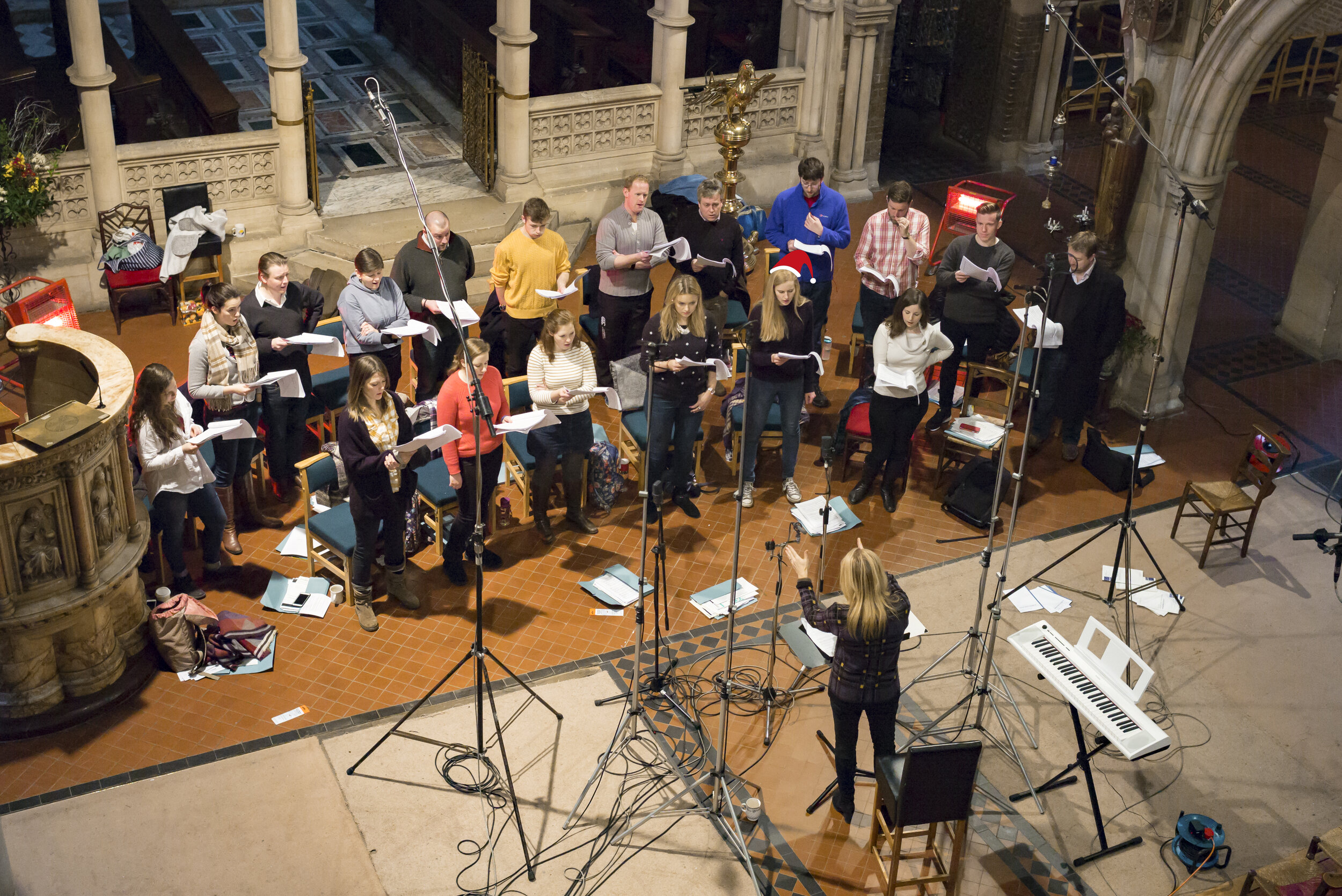 Composer Criteria - ORA Singers is looking for aspiring and/or professional composers who want to enhance their portfolio with a world-class recording of their work. Submit your entries to us before the 18th of November for your chance to work with an award-winning ensemble, led by Suzi Digby OBE.- Composers must be resident in the UK- Composers can be of any age, nationality or experience- Under 18's must have consent from their parent/guardian before submitting to the competition- Piece must be Christmas or Winter themed- Limited to one entry per composer- Attendance at the rehearsal of your piece is optional and ability to do so will not disqualify you from entering or being selected.