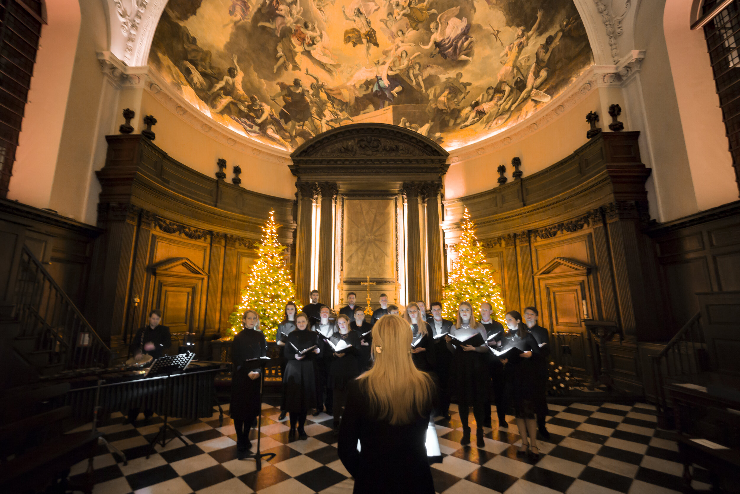ORA Singers' Christmas Gift for Composers - 3/10/19ORA Singers' launches a new seasonal project, Christmas Gift, aimed at developing composers.