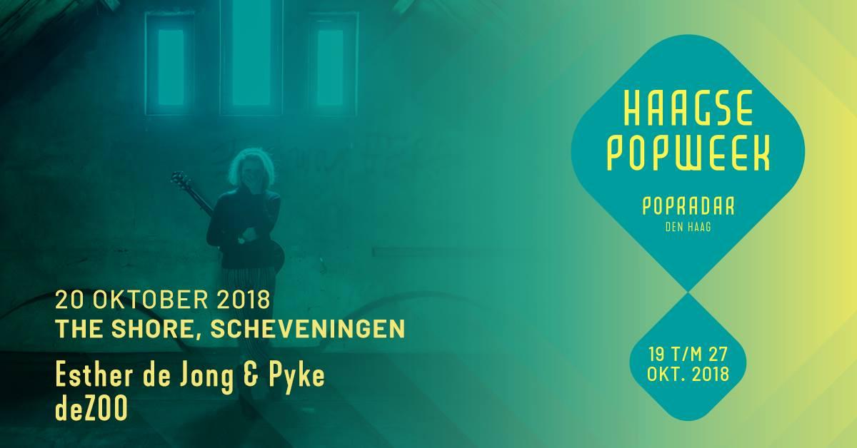 Haagse Popweek - Esther de Jong & Pyke