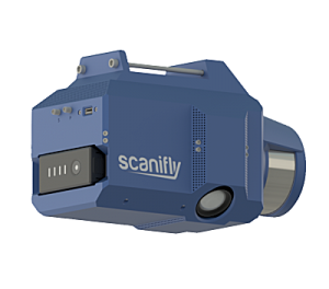 Flydar, Scanifly's 3D scanner