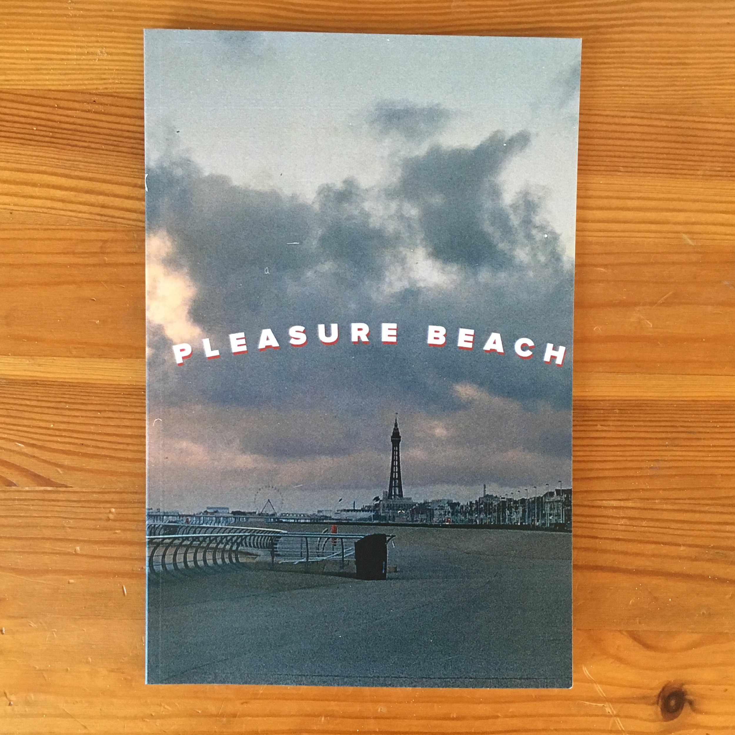 Pleasure Beach - James Shaw (Authentic Aesthetic)