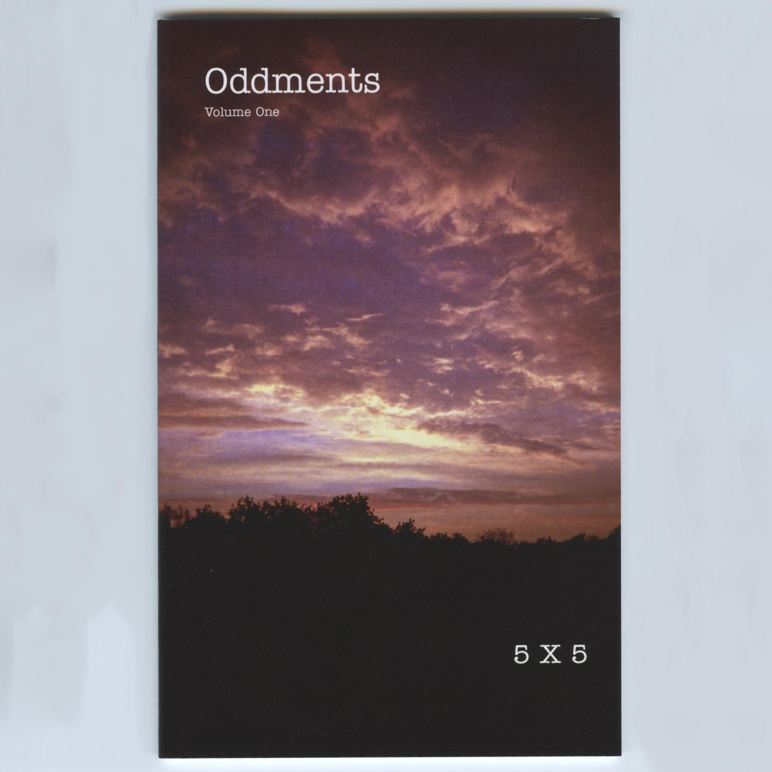 Oddments - Jason Brewer