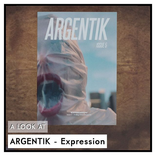 A LOOK AT - ARGENTIK In today's A LOOK AT feature, we're pleased to share with you @argentikmag's Issue 5: Expression. It features from beautiful works from people all over the globe, including @thomas.davtin, @jules_le_moal and @josephinemcllf.  ARGENTIK have closed submissions for Issue 6 - Light, but make sure you're following them so you can order your copy, and make sure you submit your images when they release the theme for Issue 7.  #YOUREXHIBITION #shootfilm #filmisnotdead #filmisalive #buyfilmnotmegapixels #filmphotography #35mm #deathb4digital #leedsfilmphoto