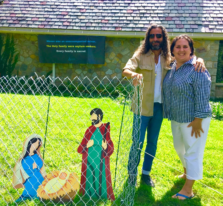 BRCSJ Chief Activist Robt Seda-Schreiber & UCC Rev. Alexis Fuller-Wright.jpg