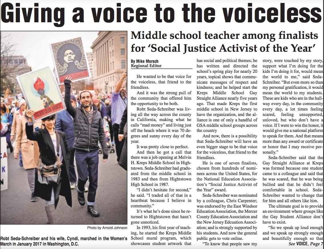 Robt Seda-Schreiber, Voice to the Voiceless.jpeg