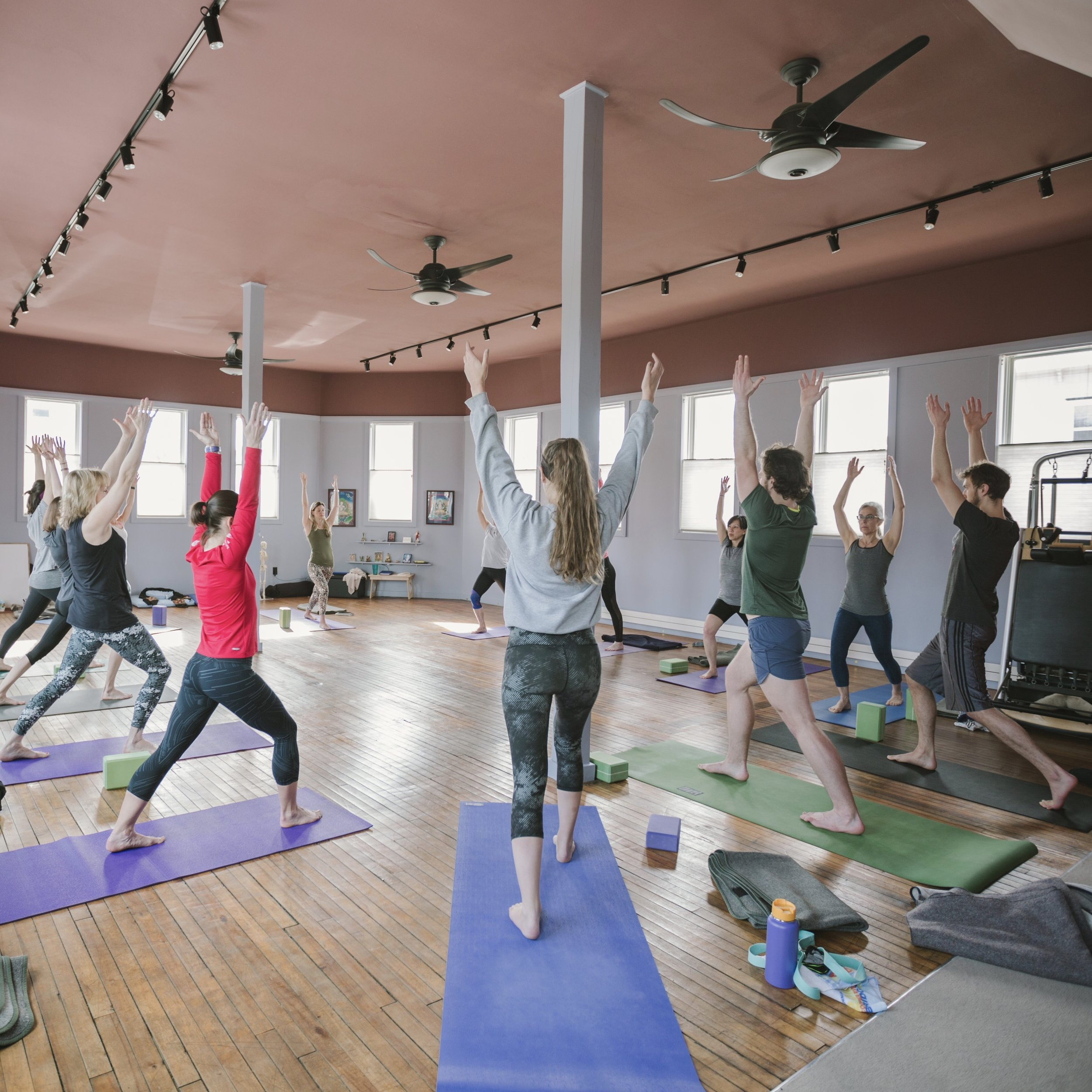 - Group Classes are changing in order to fit the modern day schedule. My group classes are developed for sustainability and incremental improvement in