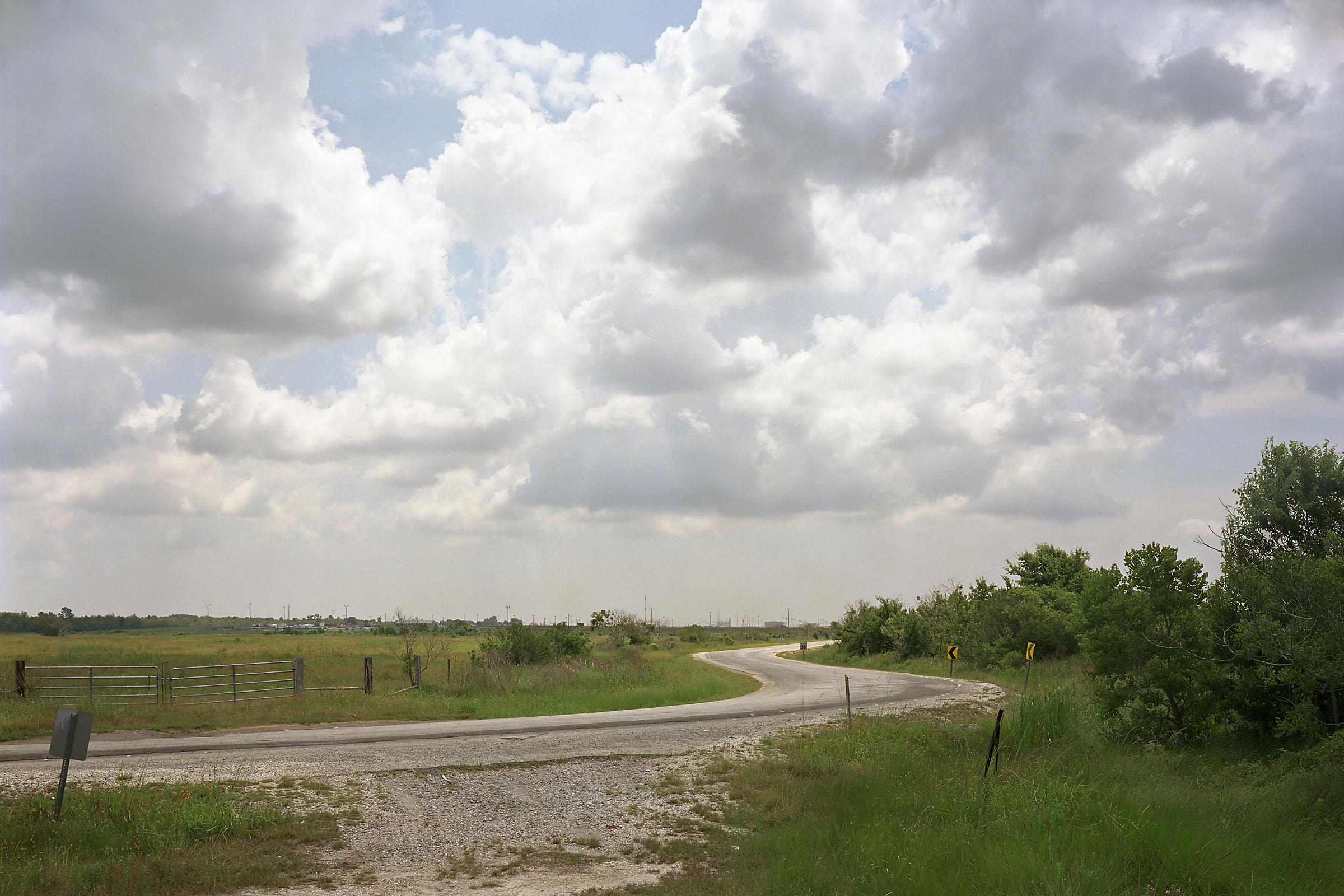 166.7 million barrels, Big Hill, Texas.
