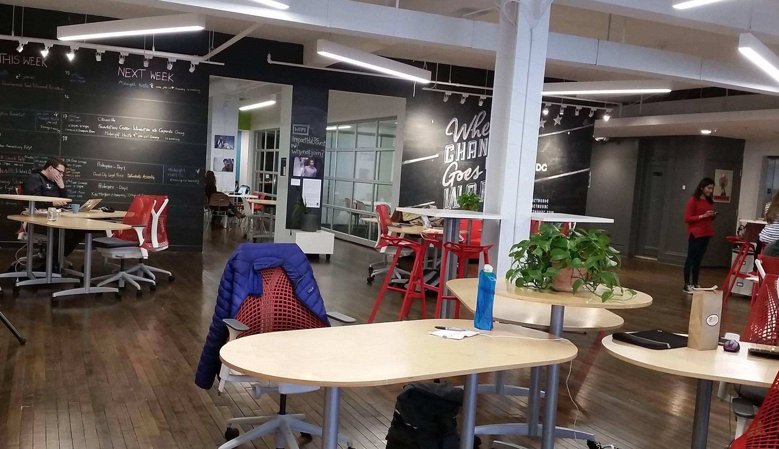 Impact Hub Coworking Space
