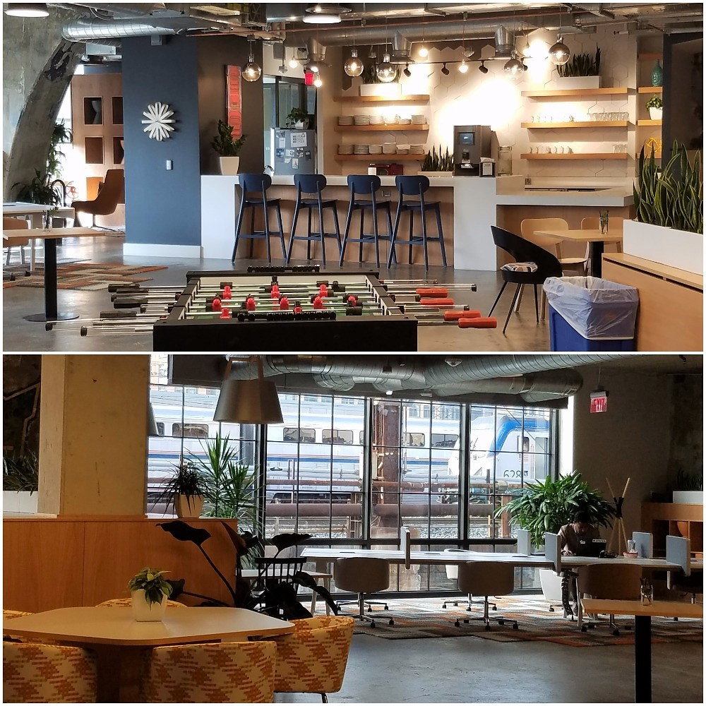Spaces NoMa Business Club