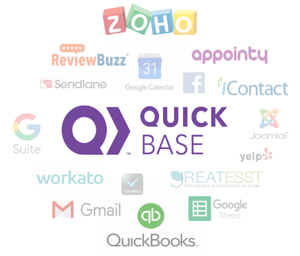 Business Apps and QuickBase