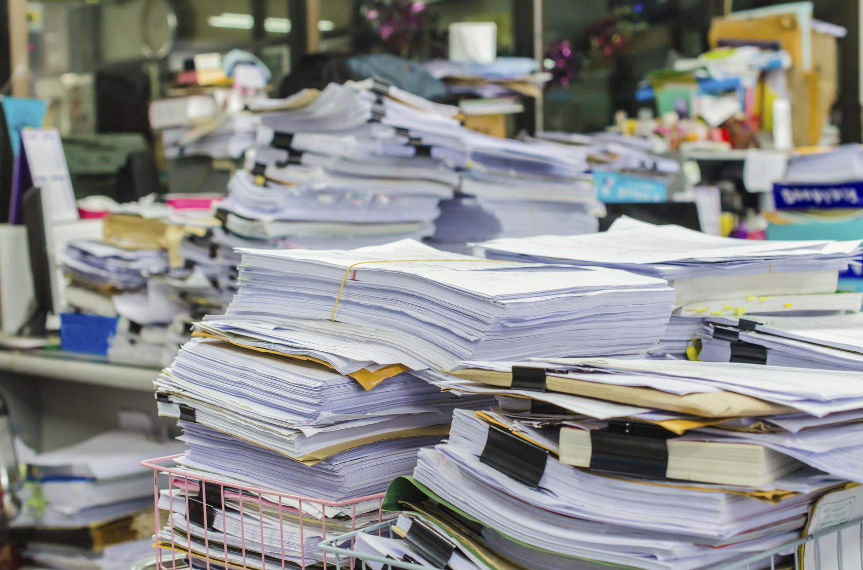 No more paper bills! - All vendors have their own platforms, and billing formats. Making it impossible to truly understand where your companies dollars are going, and why.That changes today.