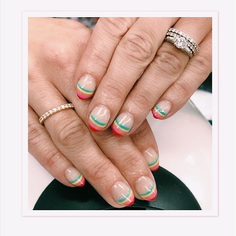 Local nail tech love! Shout out to @mai_nail_art_ 🍡🍭 We are still interviewing for nail technicians! Message if you you know anyone who might be interested!