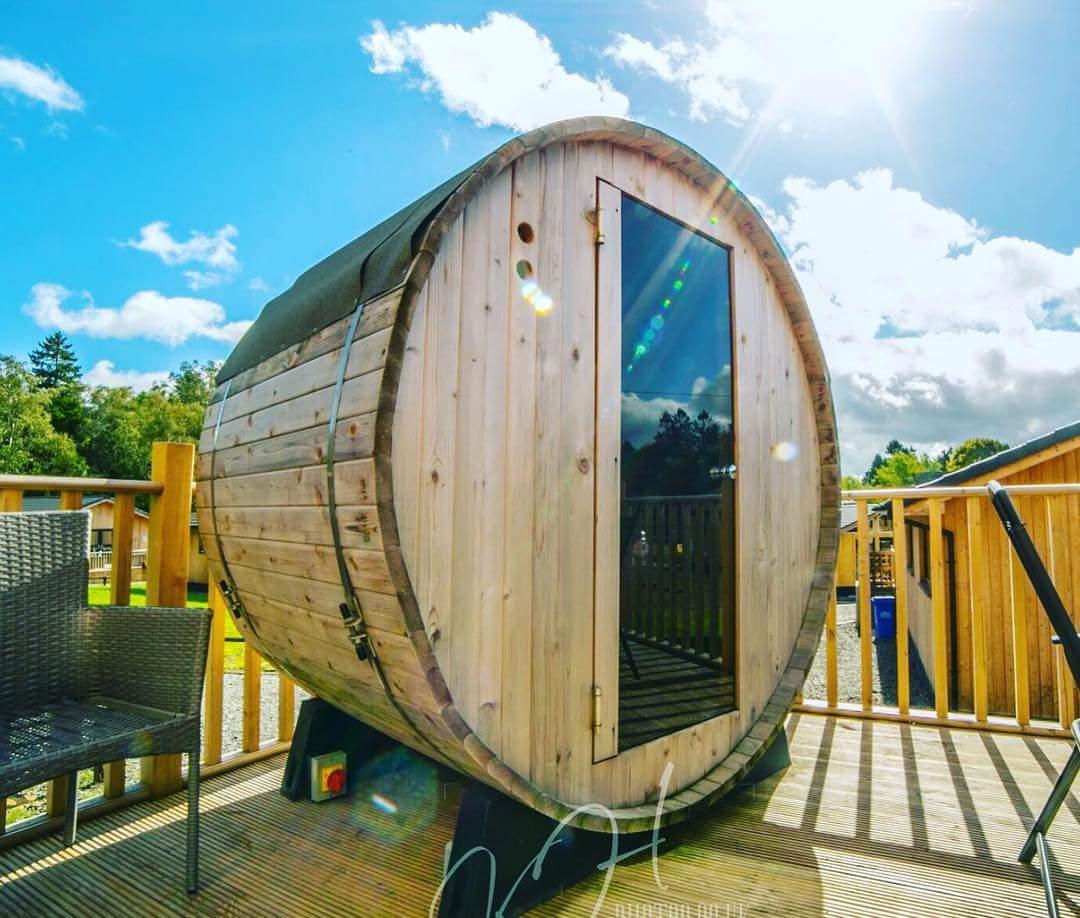 Otterburn Luxury Lodge's