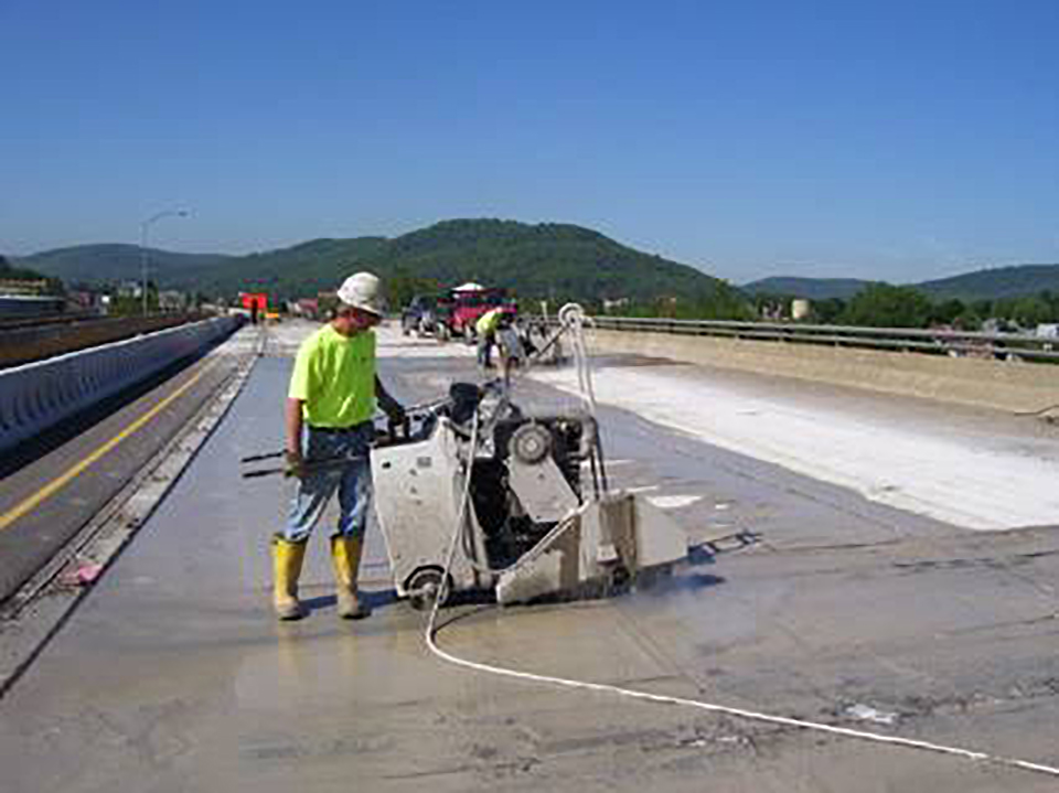 ROAD SAWING -