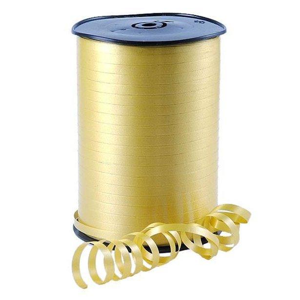 1 Spule Ballonband Gold