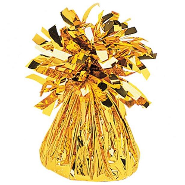 10 Ballongewichte Gold