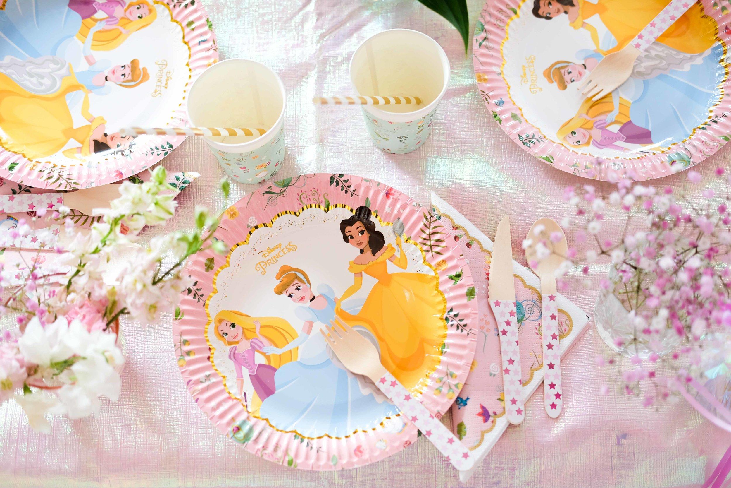 Prinzessinnen Party Box
