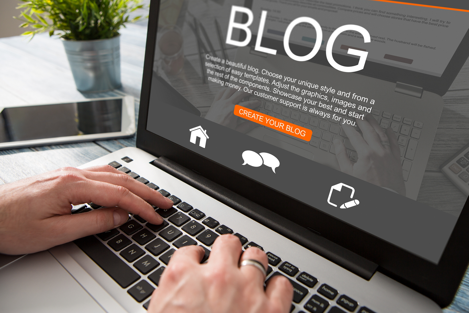 Blogging is the most popular form of content marketing and there's a very good reason for that - it works.