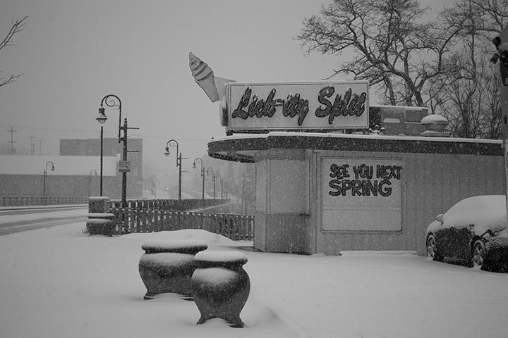 Lickety Split, Grand Ledge, Michigan, USA, 2012