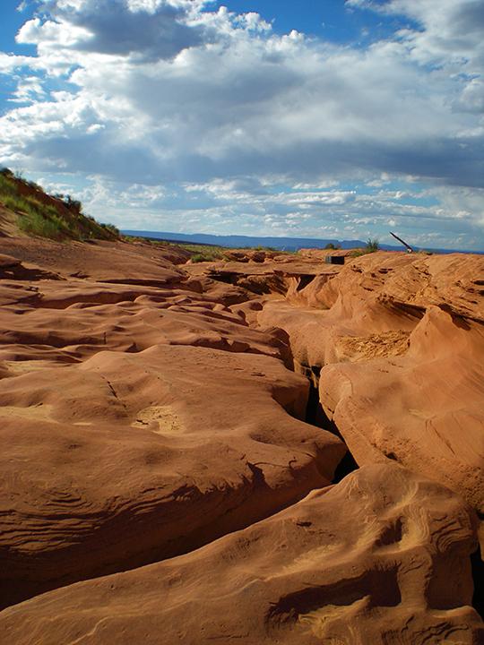 Antelope Canyon, Arizona, USA, 2015