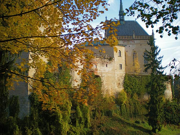 Bojnice castle, Slovakia, 2014