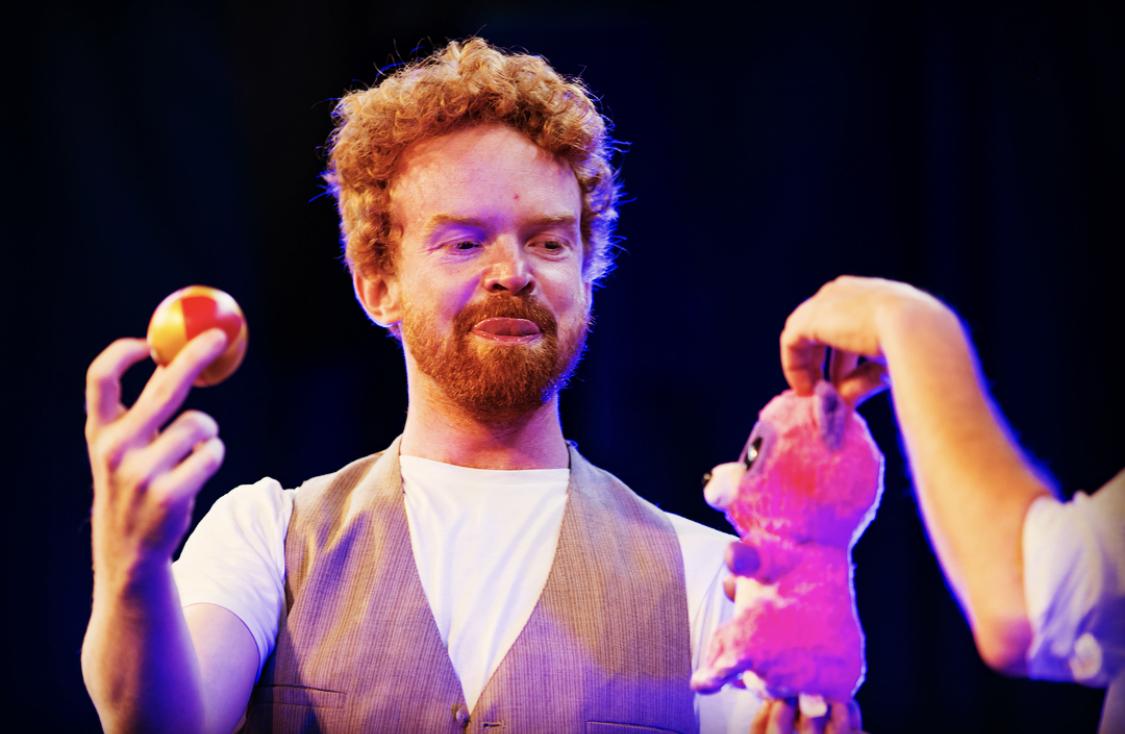 Mikkel Niva og Det Andre Teatret kommer tilbake til MiniFjorden denne sommeren!