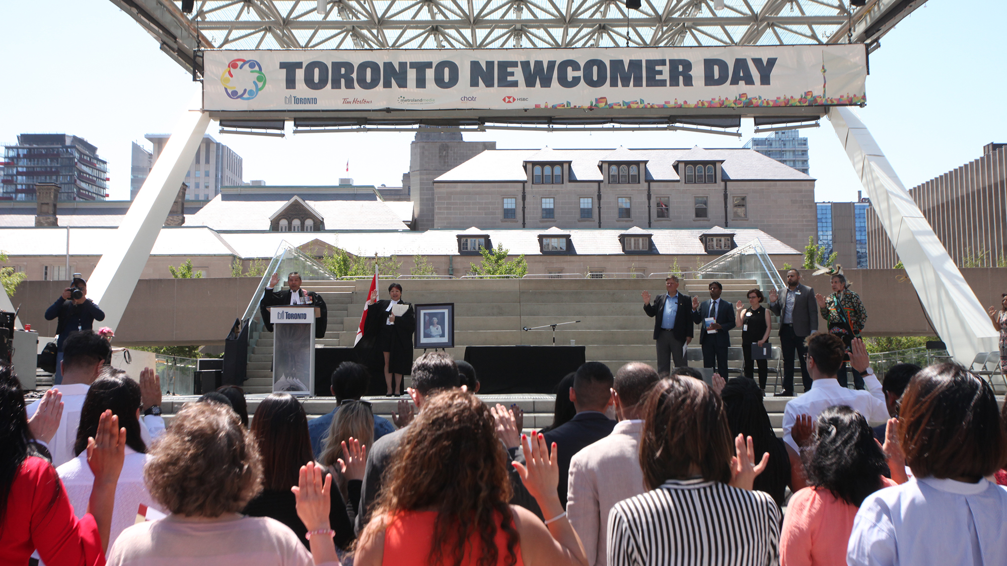 City of Toronto  Toronto Newcomer Day