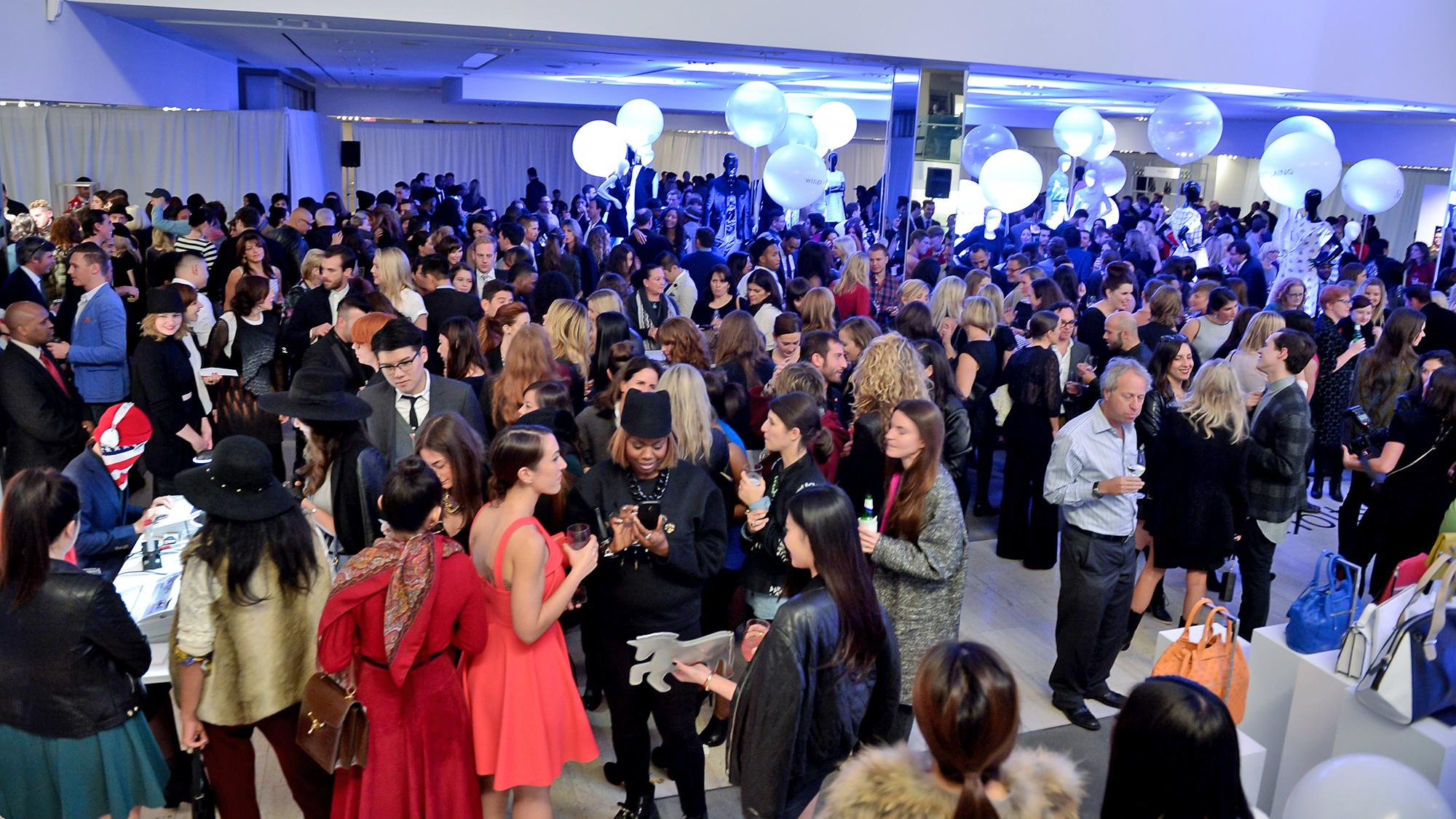 Holt Renfew  Toronto Fashion Week