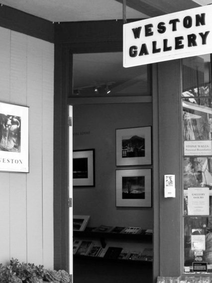 Legacy - Established in 1975, the Weston Gallery is owned and operated by Matthew Weston (a grandson of Edward Weston) and his wife Davika