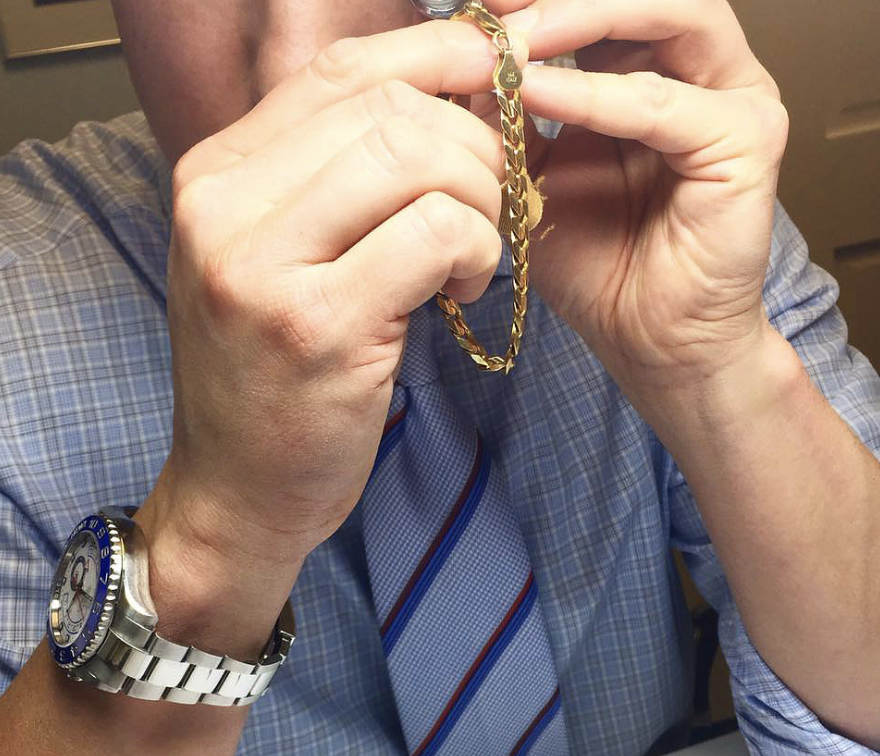 Jewelry and watch appraisal services at Providence Diamond in Rhode Island.