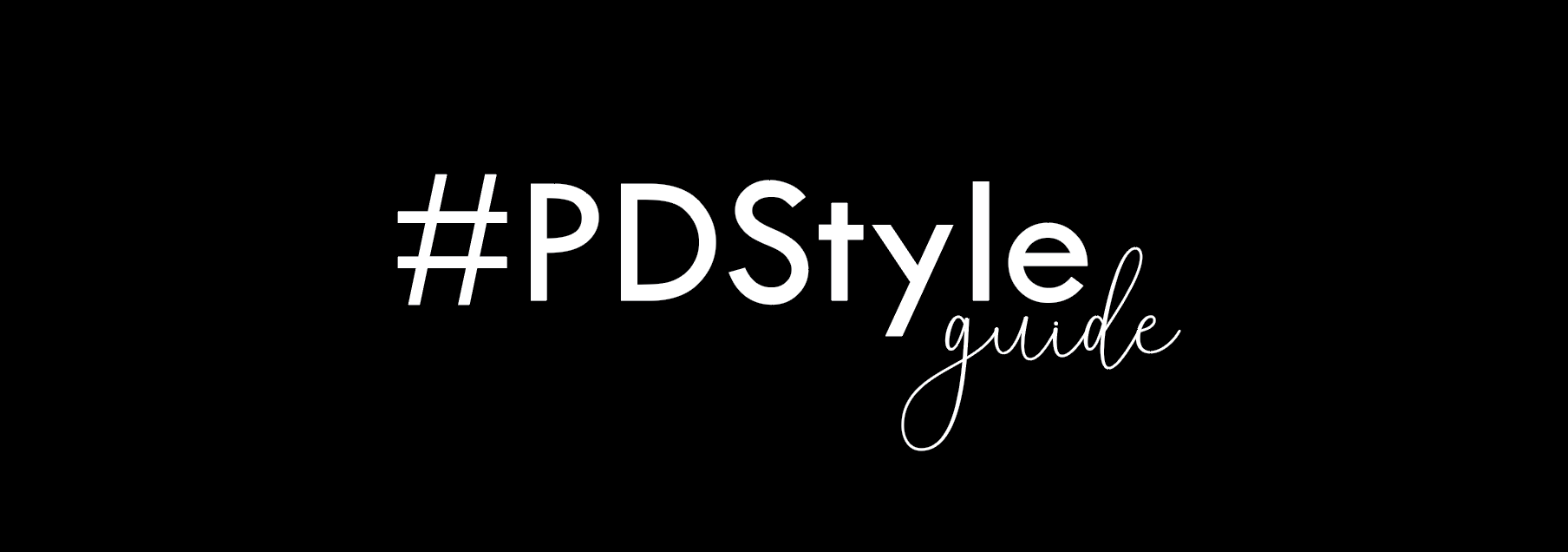 #pdstyle