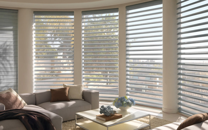 Custom Drapery and Blinds -