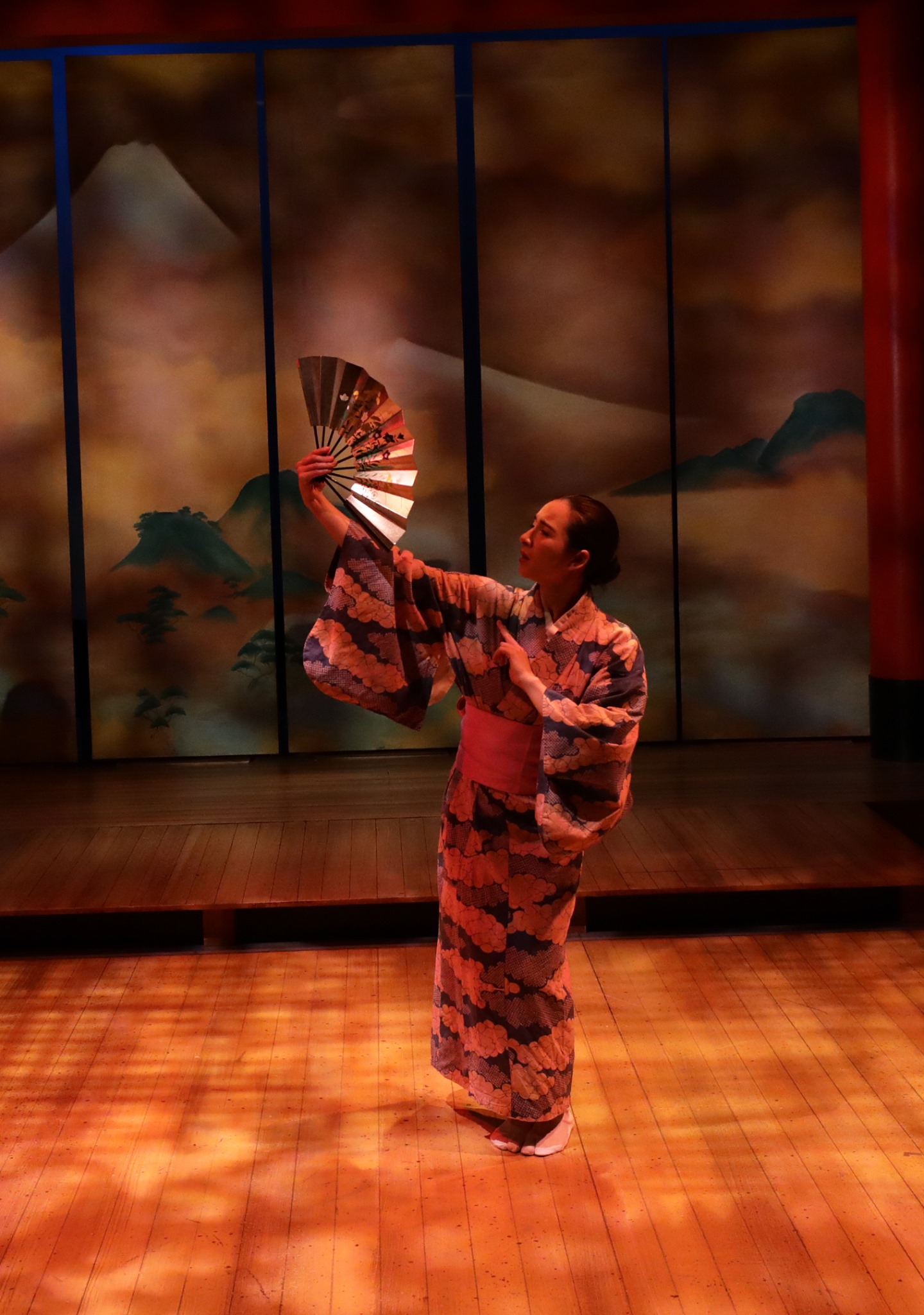 """Tamate in """"Pacific Overtures"""""""