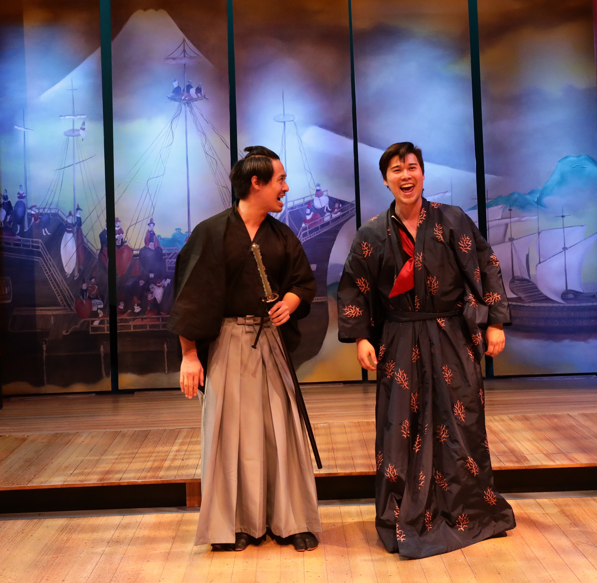 """""""Poems"""" - Pacific Overtures"""