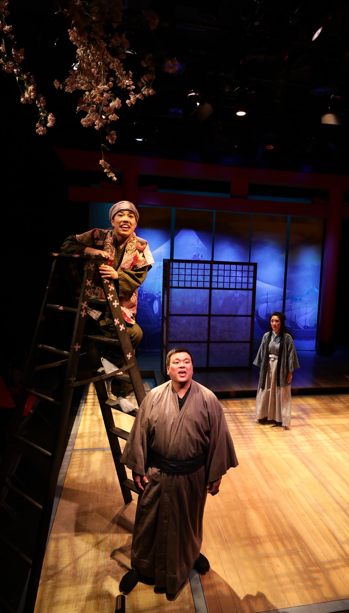 """""""Someone in a Tree"""" - Pacific Overtures"""