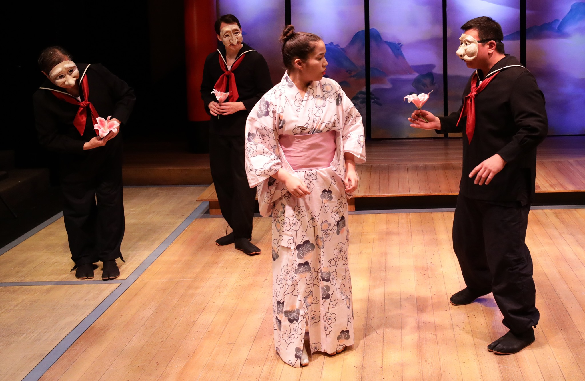"""""""Pretty Lady"""" - Pacific Overtures"""