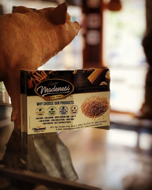 Modenesi Gluten Free Pasta, Quinoa food for healthy people & speciality diets!  Gluten Free, Organic, Diabetic Friendly & Nut Free!  Stop in today in our freezer section!  #glutenfree #organic