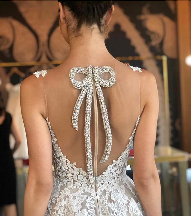 The back of this @reemacra beauty 🙌🏻 Photo via @markingrambride