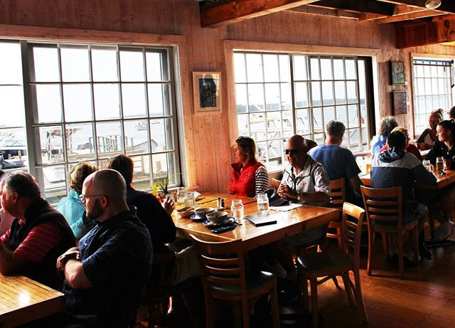 See you at the Dock! Serving Lunch Tuesday through Friday 11am to 3pm. Brunch on Saturday & Sunday 10am to 3pm. And Dinners Tuesday through Sunday 5pm to 9ish. For boat schedules and more visit www.islesforddock.com  #islesford #islesforddock #islesforddockrestaurant #islesfordmaine #littlecranberryislands #mainesummer #mainevacation