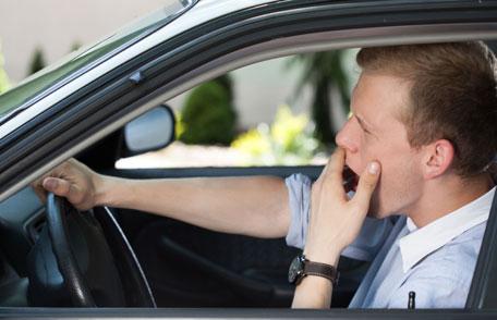 Drowsy Driving -