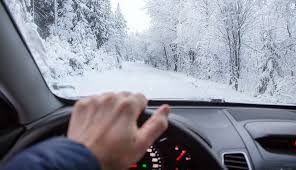 Winter Driving -