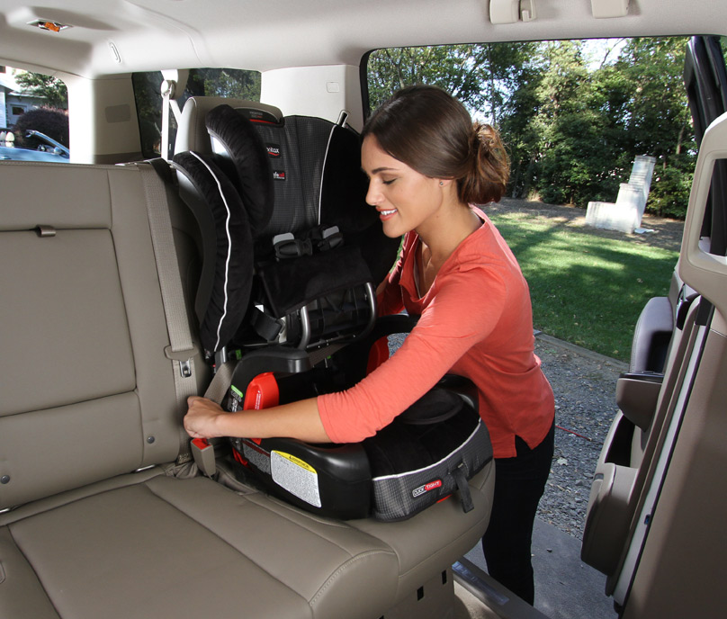 Car Seat Installation -