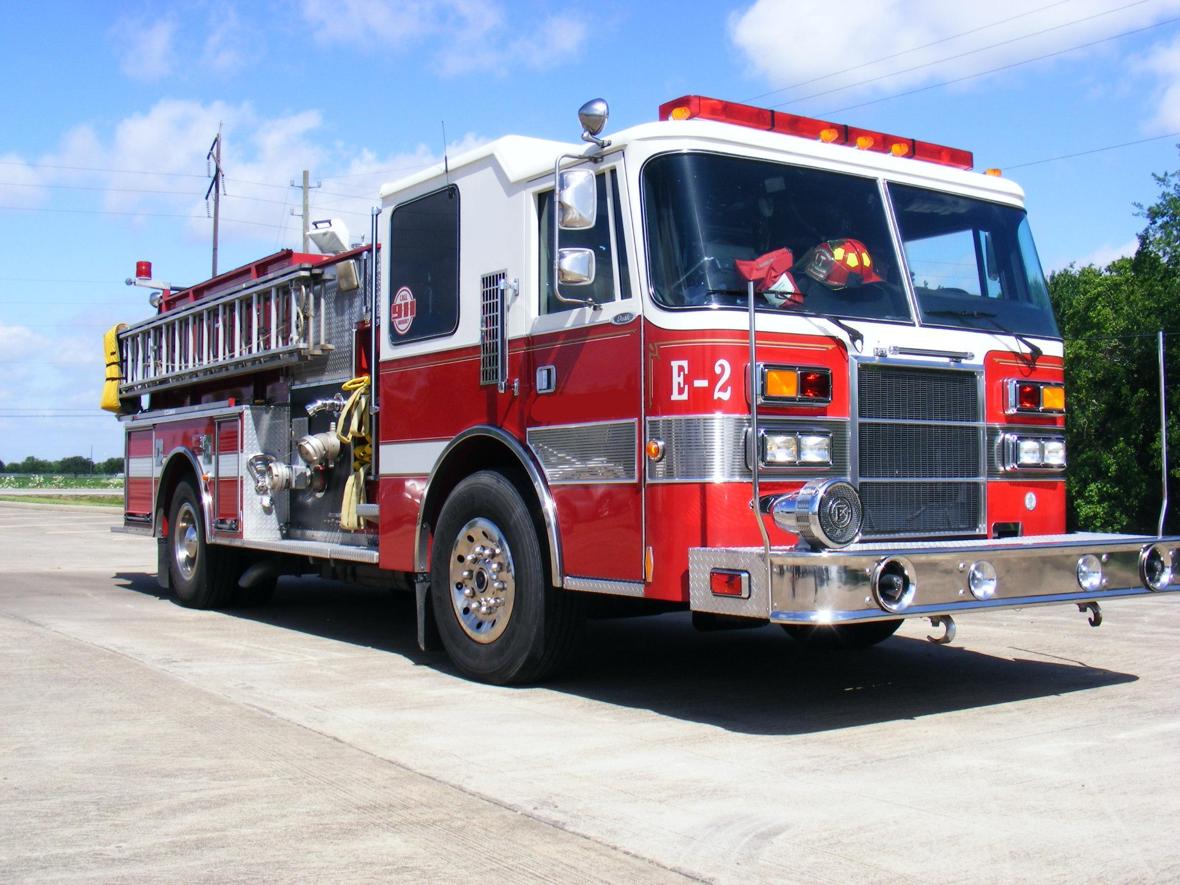 Emergency Vehicles -