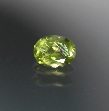 Copy of 0.29 ct. Pallasite Peridot - RESERVED